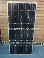 A grade cell 140w 24v mono solar panel