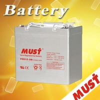 12v50ah gel battery 12v gel nife battery