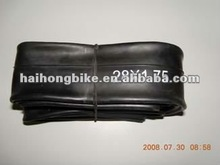 High quality natural rubber bicycle inner tube with ISO9001