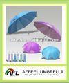 3 plegable parasol