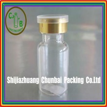 injection vials for antibiotics ring finish