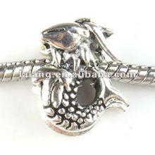 2012 Fashion Dragon Charms Beads Fit European
