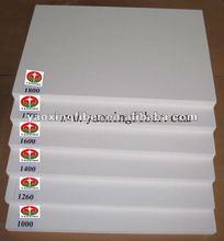 ceramic fiber board for furnace construction