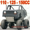 110cc, 125cc, 150cc Monster Go Kart