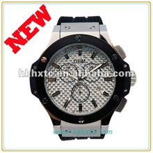 2012 new arrival vogue chronograph watch