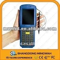 2012 China rfid portable pos terminal WinCE