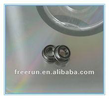 High Performance flanged radial bearings extended inner race