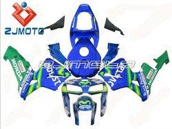 Aftermarket Verkleidung ABS Plastic Motorcycle Bodywork Fairing For Honda 2005-2006 CBR600RR Motorcycle Bodywork Kit Movistar