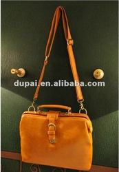 2012 western style personalized vintage pu leather bag England style