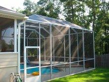 yard sun house