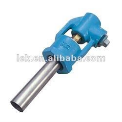 Commercial cast iron burner parts