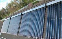 pressurized heat pipe solar concentrator(EN12975,Solar Keymark,SRCC,ISO,CE)
