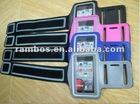 High quality PU Gym sport armband case for IPhone 4 4S