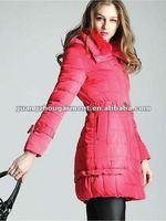 2012 new fashion winter coat for women