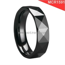 4mm width ceramic rings,high-tech material,never fade away,scratch proof, allergy free, black,blue,pink,white 4 color choosen
