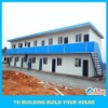 luxury prefabricated container log wood house villa design