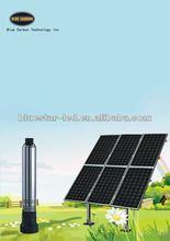 2012 advanced deep well 7.5 kw Head 129m Solar Water Pump