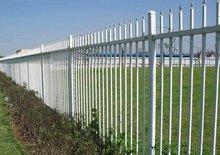 garden ornamental galvanized picket fence factory