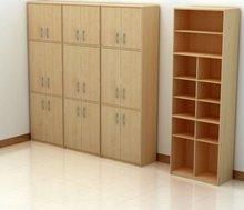 KD file shelf cabinet storage, E1 melamine filing cabinets
