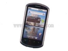 New Crystal TPU skin cover for Huawei IDEOS X5 U8800 Soft Case