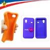 cheap custom flexible bulk promotional silicone unique phone cases