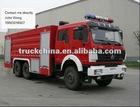 Airport Fire flighting truck