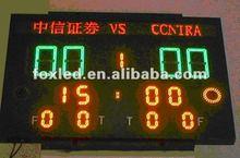 p10 hot product electronic scoreboard basketball