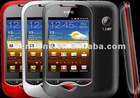 "K5001 Low cost touch screen mobile phone/2.8""Touch/Dual sim/Bluetooth/FM/Camera/TV/12 Fun games play/MSN/Facebook"