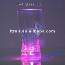 2012 Newest Promotional Party led glass cup