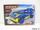 FRR01(247PCS)R/C Puzzle car educational toys for children