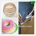 edgings en plastique flexibles de 2mm