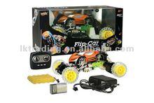 2012 best selling 4CH r/c stunt car , 4CH r/c flip-car