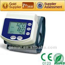 wrist sphygmomanometer exporter ISO13485 CE ROHS