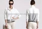 new blouses fashionable 2012 woman