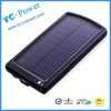 3000mah Micro USB Solar Charger ,solar mobile charger,Solar Power for iPhone & iPod Blackberry