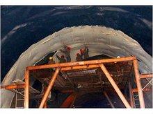 PE/EVA/ECB waterproof membrane for tunnel