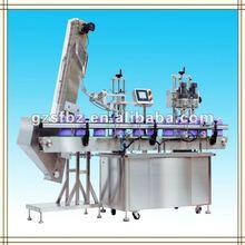 2012 hot sale Guaranteed 100% automatic screw cap bottle capping machine manufacturing(M)