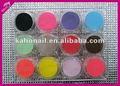 Yiwu fornecedores para fornecer todos os tipos de arte do prego, cosméticos acrílico em pó fazer o pó de acrílico