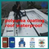two pack Polyurethane waterproof roof coating