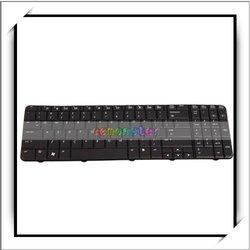 New US Laptop Keyboard For HP Compaq CQ60 Black -N2284BL