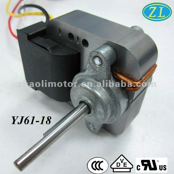 Low Rpm 120v 60hz Small Ac Electric Motor For Humidifier