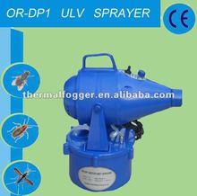 Disease prevention of portable ULV sprayer