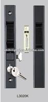 aluminium and zinc hardware sliding Windows lock for OEM