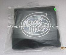 Attractive FLashing EL music T-shirt with nice PVC bag