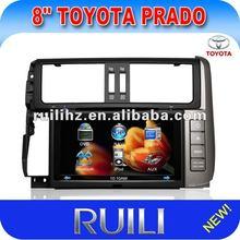 RUILI ALL IN ONE toyota prado car multimedia