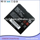 1600mAh battery 12 months warranty replacement for ZTE N860 battery