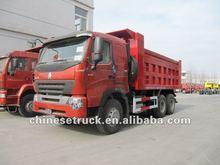2012 special truck sinotruck tipper truck