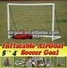Baratos uniformes de futebol de china(inflável portátil 5`*4` meta)