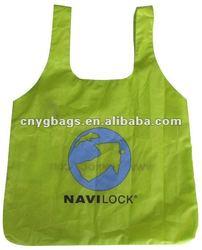 Factory supplies a variety of fashion packing,nylon shopping bag,pineapple foldable nylon bag