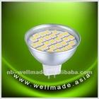 high lumen led spotlight MR16 GU10 E27 E14 27smd 5050smd